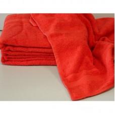 Ručník Froté -  červený, 50x100 cm