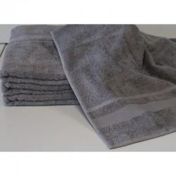 Ručník Froté -  šedý, 50x100 cm