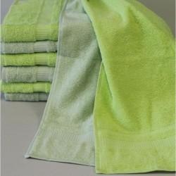 Ručník Froté -  zelený, 50x100 cm