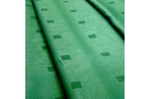 Dekorační látka na závěsy LV/14 - zelená, metráž