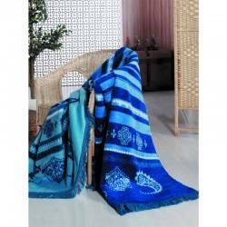 Deka Rafail PS426, bavlna - modrá + dárek