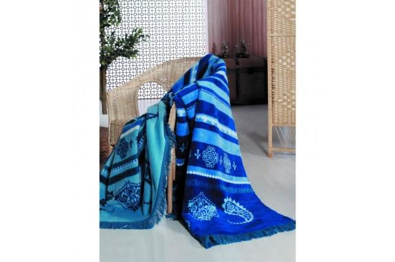Deka Rafail PS426, bavlna - modrá
