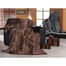 Deka NUR NS132-gepardí, černá