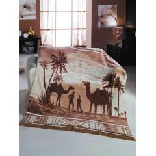 Deka Rafail PS211, bavlna - Camels, hnědá