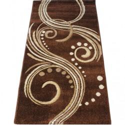 Kusový koberec - Darcy-A041A, 80x150cm - hnědý
