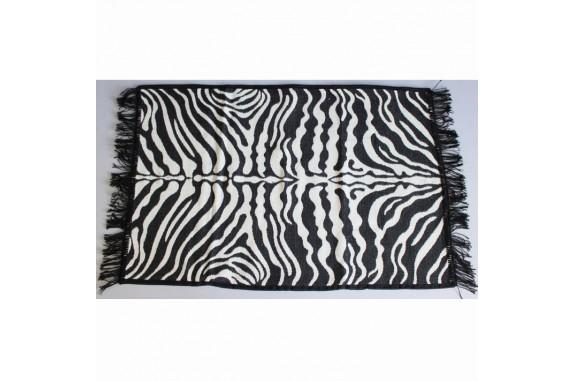 Tkaný koberec Kelim K465 - 60x90cm, zebra