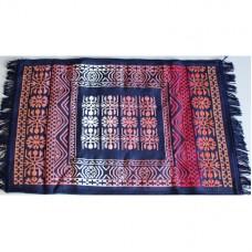 Tkaný koberec Kelim K695A - 60x90cm, modrý