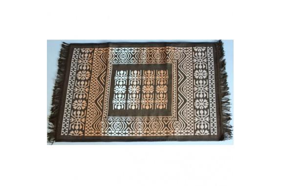 Tkaný koberec Kelim K695B - 60x90cm, hnědý