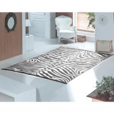 Tkaný koberec Kelim K465 - 160x200cm, zebra