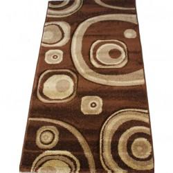 Kusový koberec - Darcy-4787A, 80x150cm - hnědý