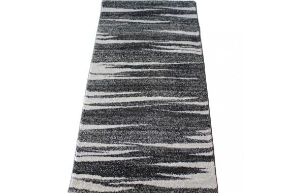 Kusový koberec - Rasta-3436A, 80x150cm - černý