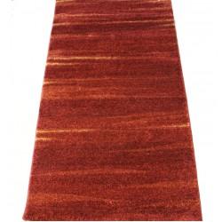 Kusový koberec - Rasta-3436A, 80x150cm - cihlový/vínový