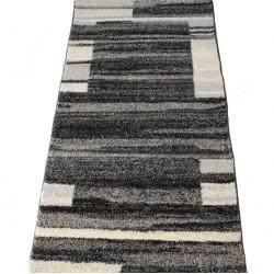 Kusový koberec - Rasta-3443A, 80x150cm - černý