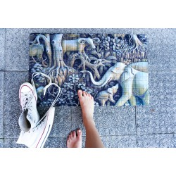 Rohožka - Animals, 45x75 cm