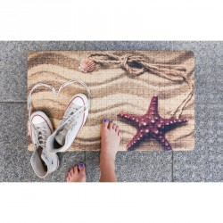 Rohožka - Sand beach, 45x75 cm