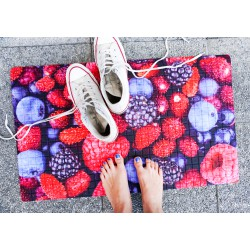 Rohožka - Berries, 45x75 cm