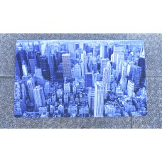 Rohožka - City, 45x75 cm