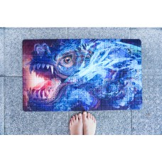 Rohožka - Dragon, 45x75 cm (1+1 zdarma)