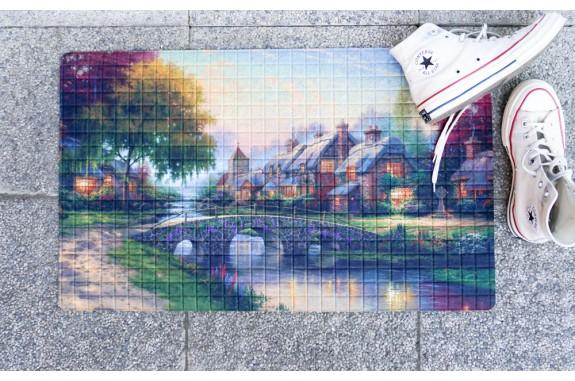 Rohožka - Landscape, 45x75 cm
