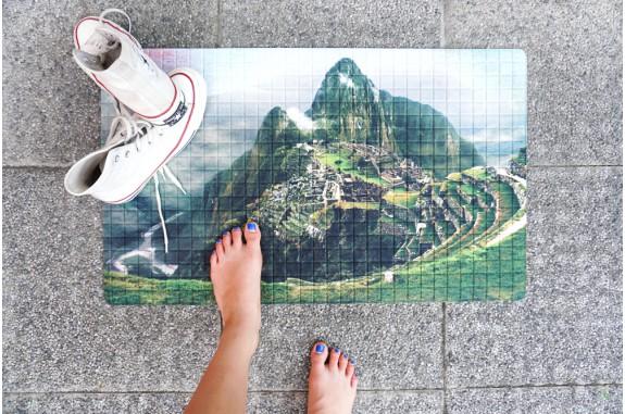 Rohožka - Mountain, 45x75 cm  (1+1 zdarma)
