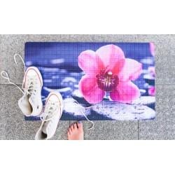 Rohožka - Orchid-2, 45x75 cm