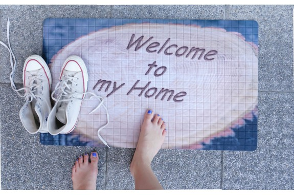 Rohožka - Welcome to my Home, 45x75 cm