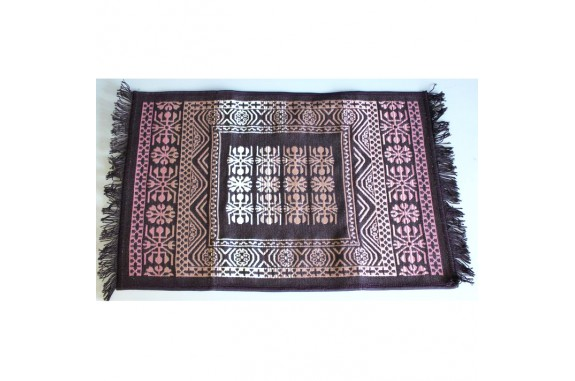 Tkaný koberec Kelim K695F - 60x90cm, fialový