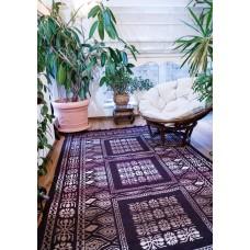 Tkaný koberec Kelim K695F - 160x250 cm, fialový