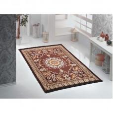Tkaný koberec Kelim K817 160x250cm, hnědý
