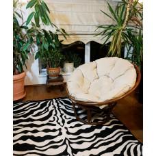 Tkaný koberec Kelim K465 - 160x250cm, zebra