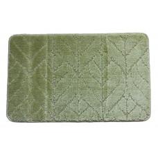 Koupelnová předložka Comfort Classic 50x80cm - zelená