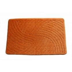 Koupelnová předložka Classic CTN 50x80cm - oranžová