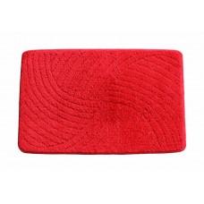 Koupelnová předložka  Classic CTN 50x80cm- červená