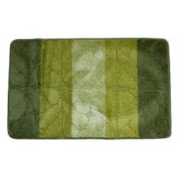 Koupelnová předložka Comfort Gold 50x80cm - zelená