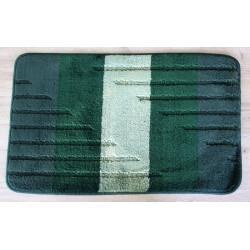 Koupelnová předložka Comfort 50x80cm - zelená/smaragdová
