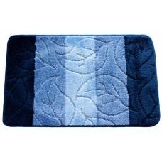 Koupelnová předložka Comfort 50x80cm - modrá
