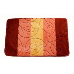 Koupelnová předložka Comfort 50x80cm - oranžová