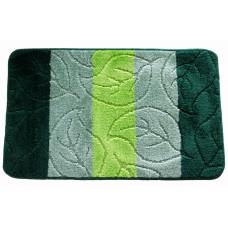Koupelnová předložka Comfort 50x80cm - zelená + dárek