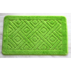 Koupelnová předložka  Comfort 50x80cm - zelené jablko+dárek