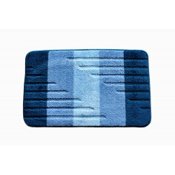 Koupelnová předložka Comfort 50x80cm - modrá 2