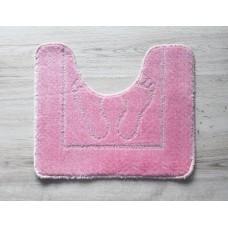 Koupelnová předložka  WC Comfort  40x50cm - růžová