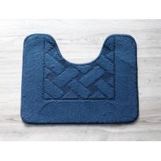 Koupelnová předložka  WC Comfort  40x50cm - modrá