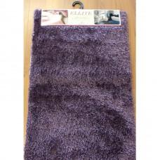 Koupelnová předložka Okyanus - fialová, set 2ks
