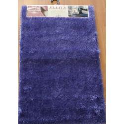 Koupelnová předložka Okyanus -  modrá, set 2ks