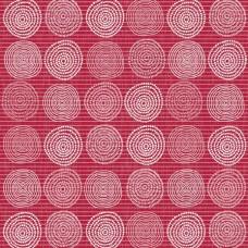 Pěnová koupelnová PVC předložka Dekomarin- 207- červená, šířka 65 x 75cm, kus