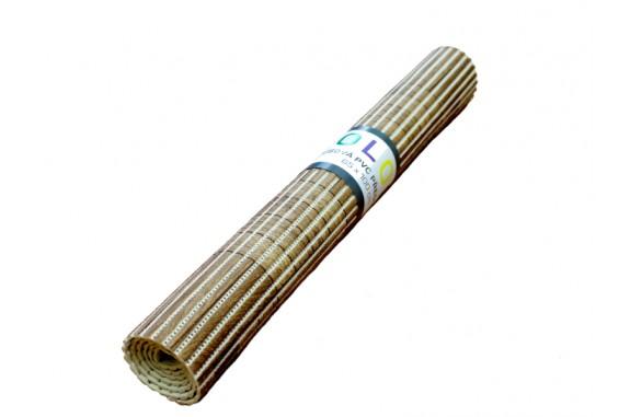 Pěnová PVC předložka 65x100cm AQN-525A - imitace dřeva