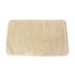 Koupelnový kobereček Sebano -  krémový, 60x100 cm
