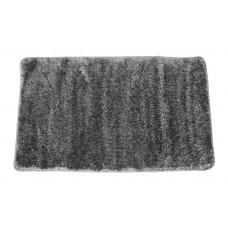 Koupelnový kobereček Sebano -  šedý, 60x100 cm