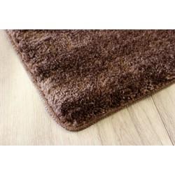 Kusový koberec - Sebano hnědý, 140x200cm