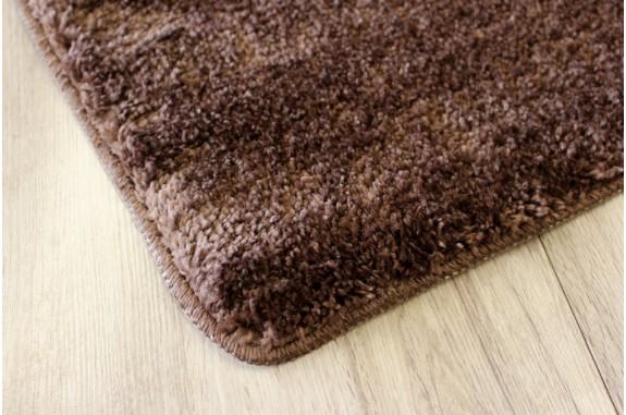 Kusový koberec - Sebano hnědý, 160x230cm